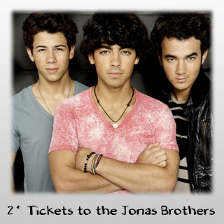 backstage passes to meet the jonas brothers